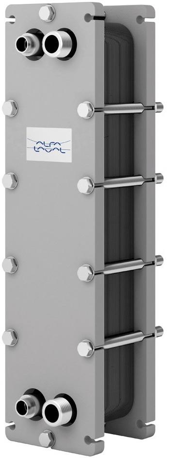 Пластинчатый теплообменник Alfa Laval T20-BFS Минеральные Воды Пластины теплообменника Ридан НН 100 Петрозаводск