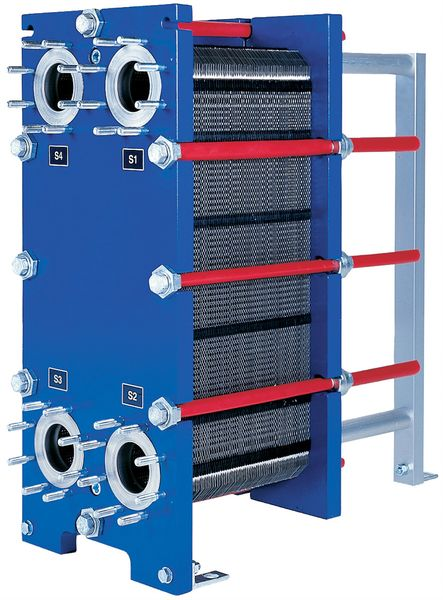 Пластинчатый радиаторы теплообменника Уплотнения теплообменника Tranter GX-145 N Камышин